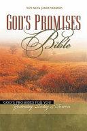 God s Promises Bible PDF