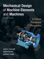 Mechanical Design of Machine Elements and Machines PDF