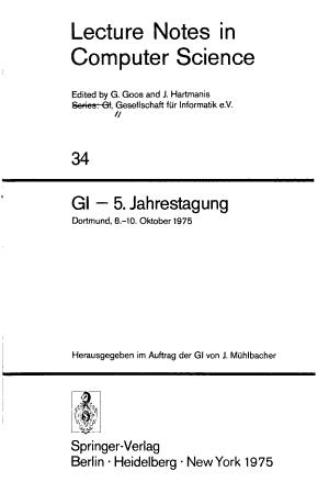 GI   5  Jahrestagung PDF