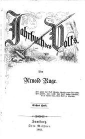 Jahrbuch des Volks: Band 1