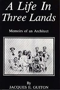 A Life in Three Lands Book