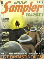 ePulp Sampler Vol 1: Volume 1
