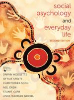 Social Psychology and Everyday Life PDF