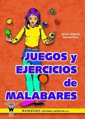 Juegos y ejercicios de malabares