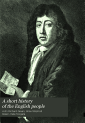 A Short History of the English People: Volume 4