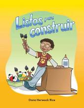 Listos Para Construir (Ready to Build) (Spanish Version) (Construir Cosas (Building Things))