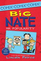 Big Nate  Mr  Popularity PDF