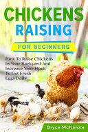 Chickens Raising For Beginners PDF