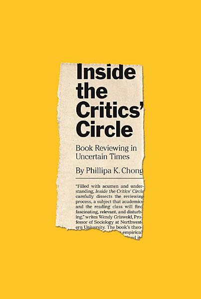 Download Inside the Critics    Circle Book