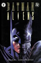 Batman/Aliens (1997-) #1