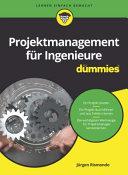 Projektmanagement f  r Ingenieure f  r Dummies PDF