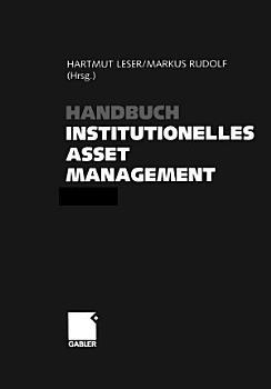 Handbuch Institutionelles Asset Management PDF