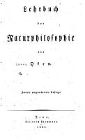 Lehrbuch der Naturphilosophie PDF