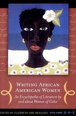 Writing African American Women: K-Z