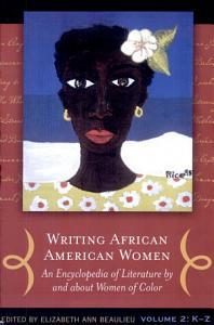 Writing African American Women  K Z PDF