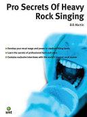 Pro Secrets Of Heavy Rock Singing Book PDF