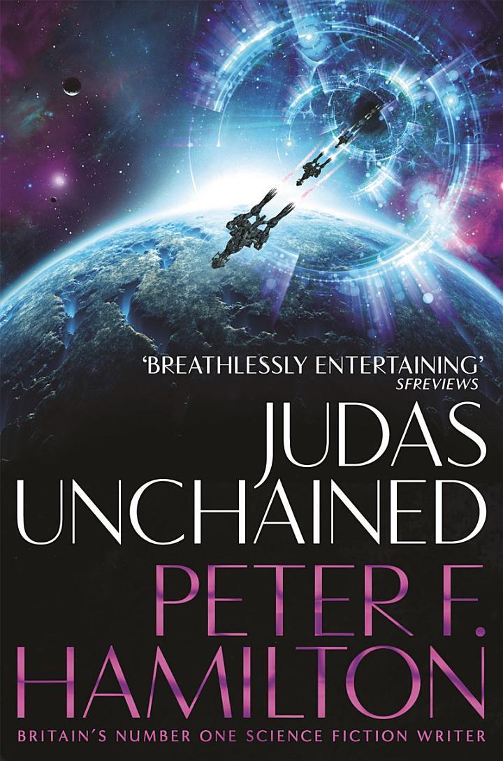 Judas Unchained: Commonwealth Saga 2