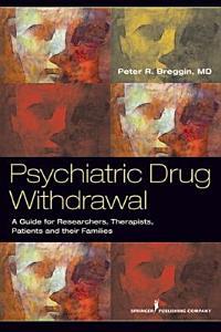 Psychiatric Drug Withdrawal Book