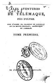 Les aventures de Telémaque, fils d'Ulysse: Volume1