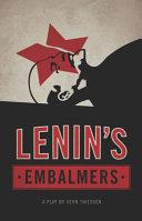 Lenin s Embalmers PDF