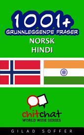 1001+ grunnleggende fraser norsk - hindi
