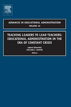 Teaching Leaders to Lead Teachers PDF