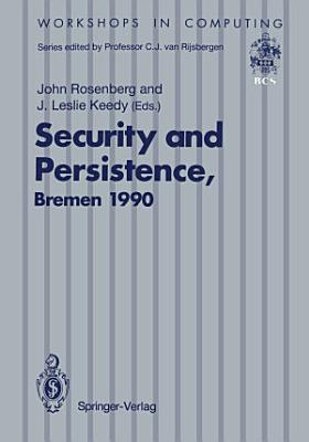 Security and Persistence