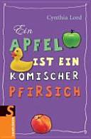 Ein Apfel ist ein komischer Pfirsich PDF