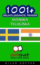 1001+ grundläggande fraser svenska - telugiska