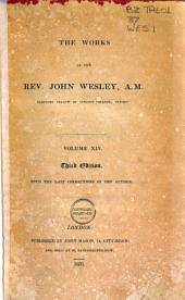 The Works of the Rev. John Wesley, A.M.: Grammars & index