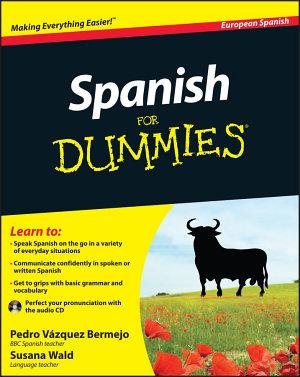 Spanish For Dummies PDF