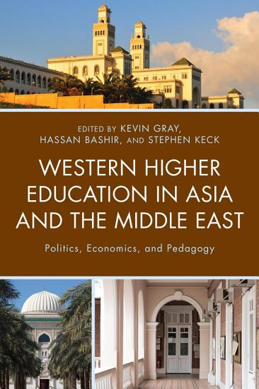 Western Higher Education in Asia and the Middle East PDF