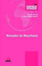 Nomades de Mauritanie