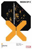 Reign of X Vol. 7