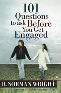101 Questions to Ask Before You Get Engaged Book