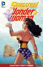Sensation Comics Featuring Wonder Woman (2014-) #33