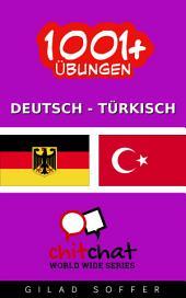 1001+ Übungen Deutsch - Türkisch