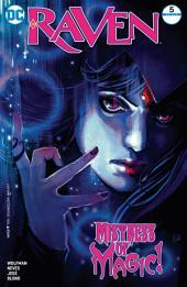 Raven (2016-) #5
