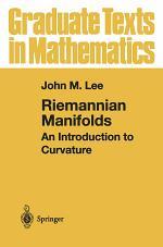 Riemannian Manifolds
