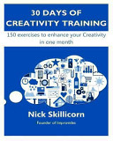 30 Days of Creativity Training