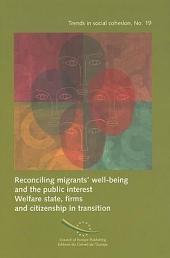 Concilier Bien-être Des Migrants Et Intérêt Collectif