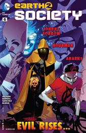 Earth 2: Society (2015-) #6