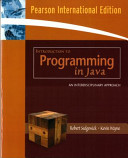 Introduction to Programming in Java PDF
