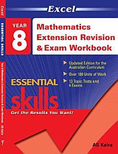 Excel Essential Skills Year 8 PDF