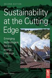 Sustainability at the Cutting Edge: Edition 2