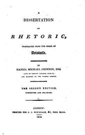 A Dissertation on Rhetoric