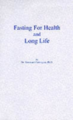 Fasting for Health and Long Life PDF