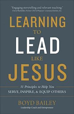 Learning to Lead Like Jesus PDF