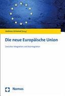 Die neue Europ  ische Union PDF
