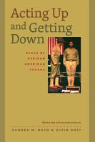 Acting Up and Getting Down PDF